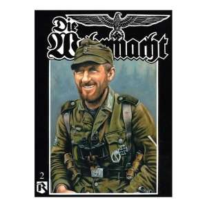 Die Wehrmacht Volume 2 Book Cover