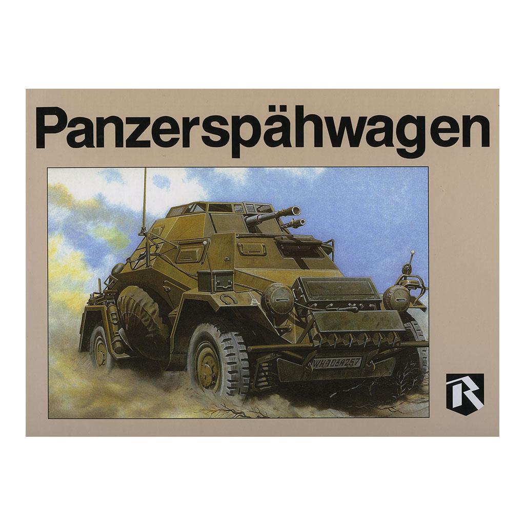 Panzerspawagen Book Cover