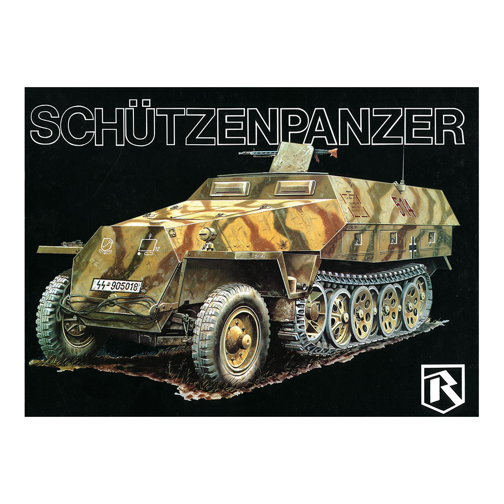 Schutzenpanzer Book Cover