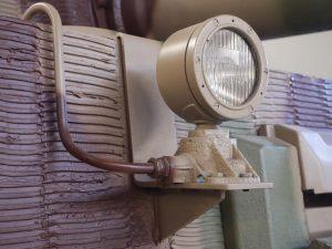 MUNSTER TIGER I - Bosch lamp
