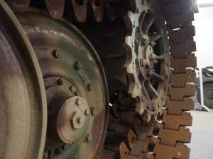 MUNSTER TIGER I - Drive Sprocket / road wheels