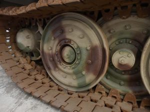 MUNSTER TIGER I - Idler wheel
