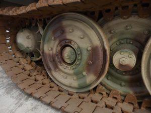 MUNSTER TIGER I - Idler wheel