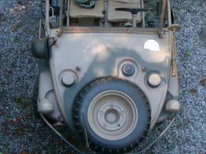 SCHWIMMWAGEN - Spare Tire