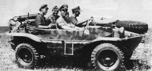 SCHWIMMWAGEN - WWII