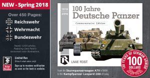 100 Jahre Deitsche Panzer Book