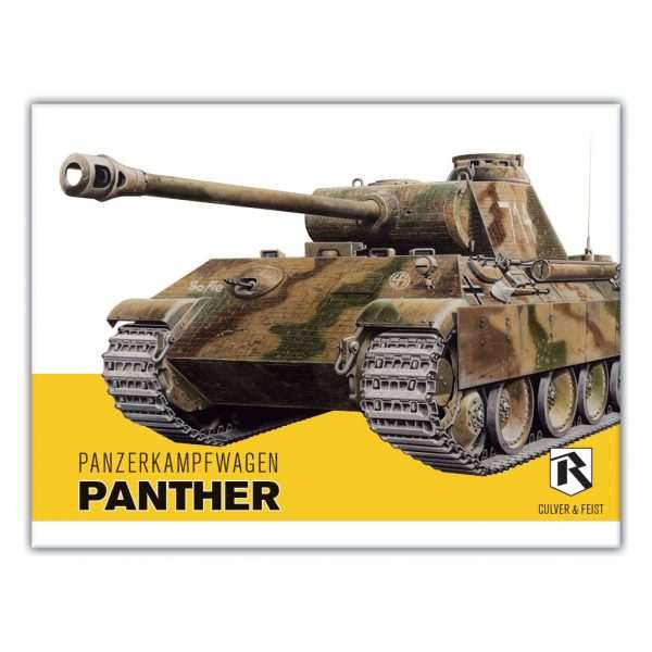 Cover of Panzerkampfwagen Panther Book
