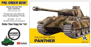Pre-Order Panzerkampfwagen Panther Now!