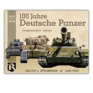 100 Jahre Deutsche Panzer Book Cover