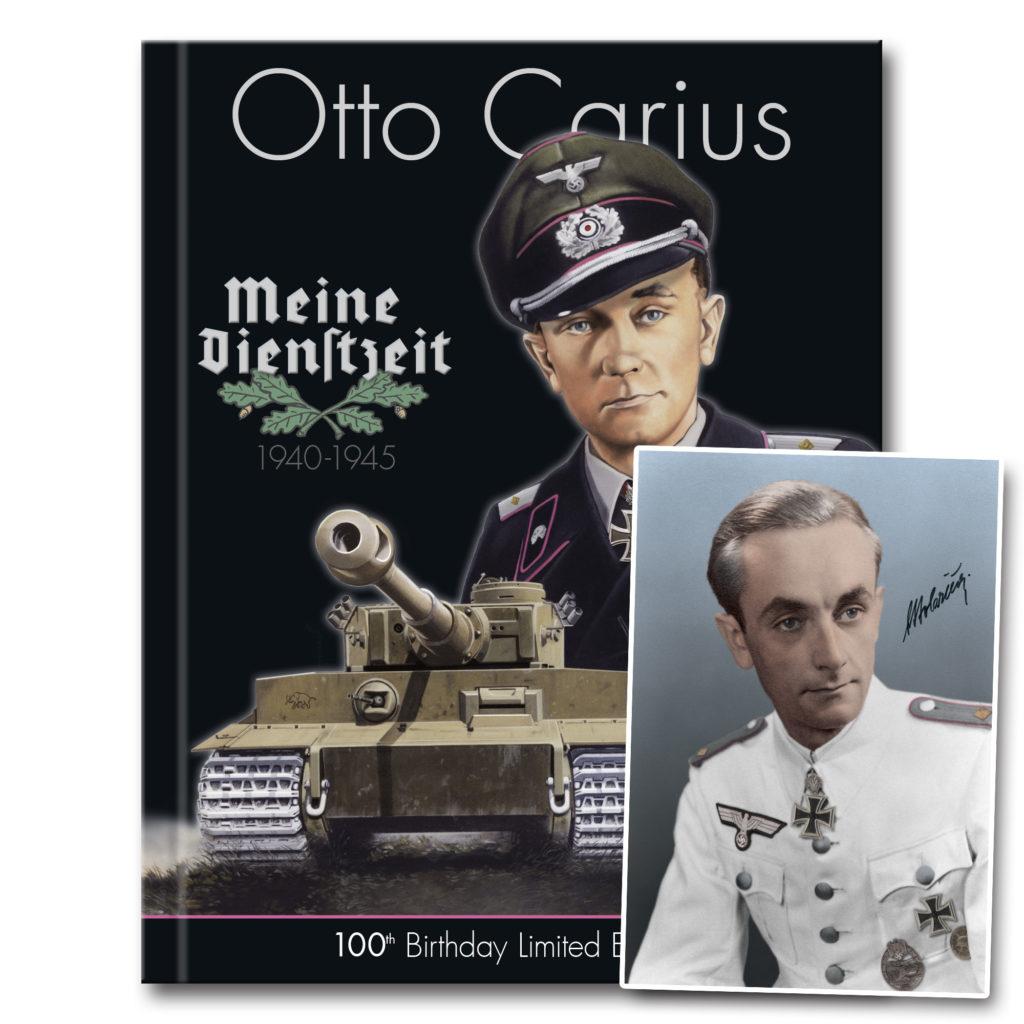 Otto Carius Meine Dienstzeit